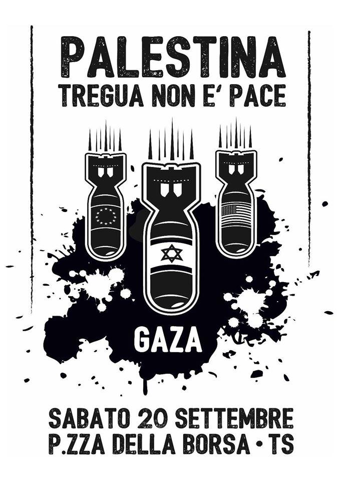 palestina fronte